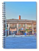 Chippewa And Delaware Spiral Notebook