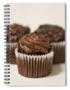 Chocolate Indulgence Spiral Notebook