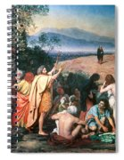 Christ Appears Spiral Notebook