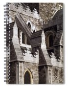 Christ Church Cathedral, Dublin City Spiral Notebook