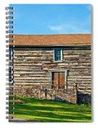Christ Church Spiral Notebook