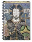 Christ In Majesty Spiral Notebook