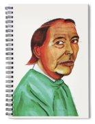 Christiann Barnard Spiral Notebook