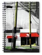 Christina's Baton Rouge Spiral Notebook