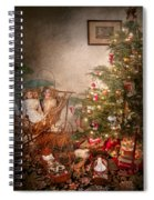 Christmas - My First Christmas  Spiral Notebook