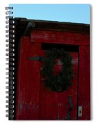 Christmas Out Houses For Sale Spiral Notebook