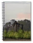 Christmas Tree Farm Spiral Notebook