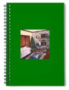 Christmastime Spiral Notebook