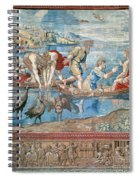 Christ:miraculous Draught Spiral Notebook