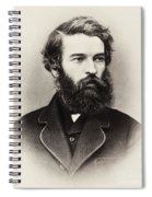 Christopher Pearse Cranch Spiral Notebook