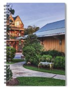 Church And Delemar Spiral Notebook