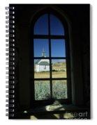 Church At Dorothy Spiral Notebook