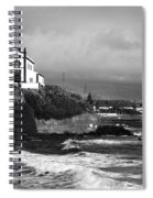 Church By The Sea Spiral Notebook