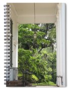 Church Entrance Spiral Notebook