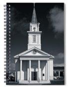 Church In Eureka Spiral Notebook