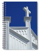 Church Key West Florida Spiral Notebook