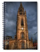 Church Of Our Lady - Liverpool Spiral Notebook