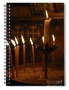 Church Of The Holy Sepulchre Jerusalem Spiral Notebook