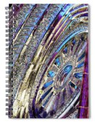 Church Window Spiral Notebook