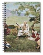 Cicero (106-43 B.c.) Spiral Notebook