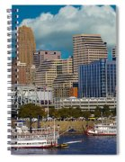 Cincinnati Tall Stacks  Spiral Notebook