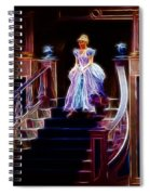 Cinderella Enters The Ball Spiral Notebook