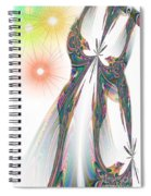 Cinderella's Wedding Night Spiral Notebook
