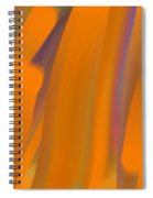 Cinnamon Forest Spiral Notebook