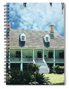 Circa 1750 Parlange Plantation New Roads La Spiral Notebook
