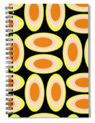 Circles Spiral Notebook