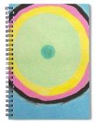 Circles Of Destiny Spiral Notebook