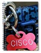 Cisco's Gear Spiral Notebook