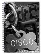 Cisco's Spiral Notebook