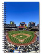 Citifield Spiral Notebook