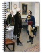 Citizen Gen�t, 1793 Spiral Notebook