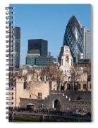 City Of London Spiral Notebook