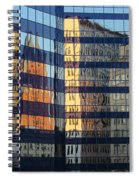 City Reflections 2 Spiral Notebook