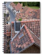 City Roofs Spiral Notebook