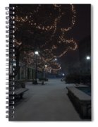 City Tranquility Spiral Notebook