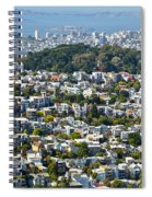 City View Spiral Notebook