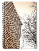 City Vs Nature Spiral Notebook
