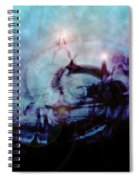 Cityscapes Spiral Notebook