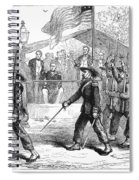 Civil War: 39th Regiment Spiral Notebook