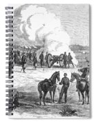 Civil War: 7 Days Battles Spiral Notebook