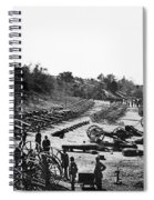 Civil War: Artillery Spiral Notebook