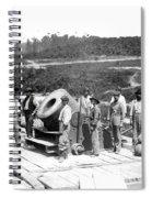 Civil War: Cannon, 1864 Spiral Notebook