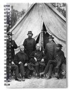Civil War: Chaplains, 1864 Spiral Notebook