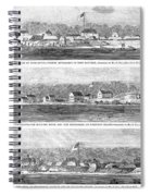 Civil War: Fort Moultrie Spiral Notebook