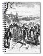 Civil War: Freedmen, 1863 Spiral Notebook