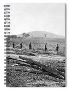 Civil War: Graves, 1862 Spiral Notebook